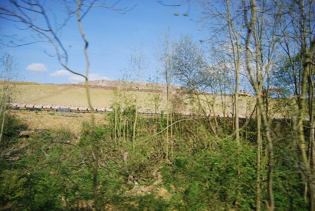 Brookhurst Wood Landfill Site