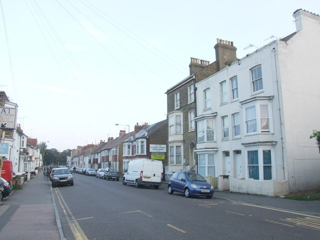 Thanet Road, Margate