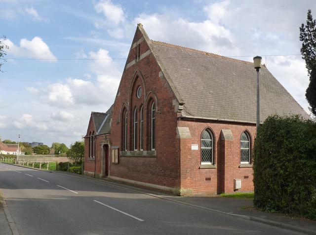 Methodist Chapel, Low Street