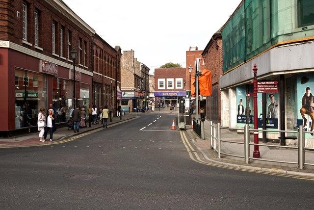 Cross Street, Altrincham