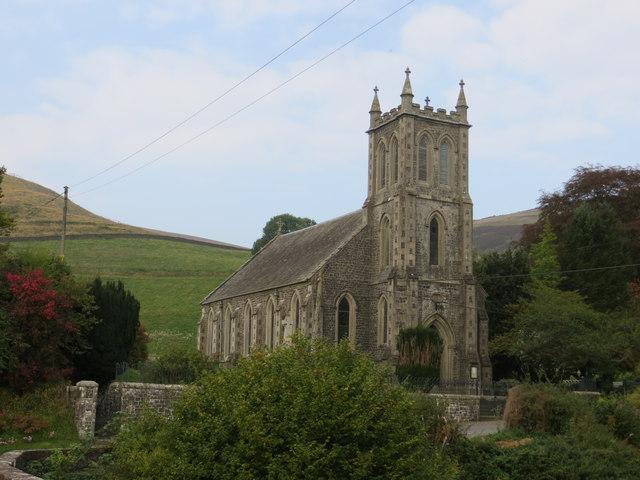 Westerkirk Parish Church at Bentpath