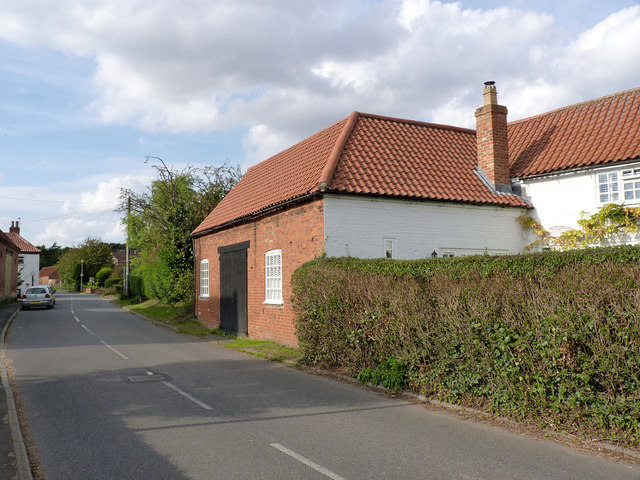Forge Cottage, Low Street
