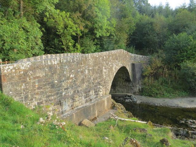 Bridge over Wauchope Water