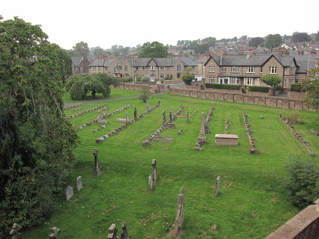 Church yard, Penrith