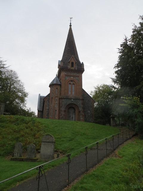 Tweedsmuir Parish Kirk