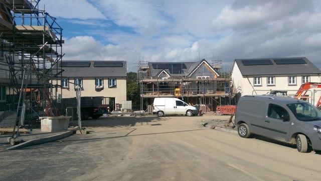 South Molton : Housing Development