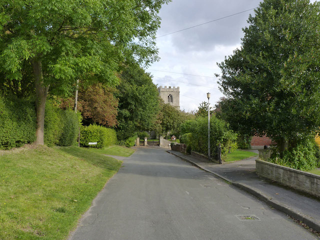 Middlefield Road, North Wheatley
