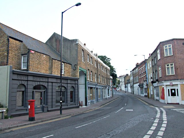 Hawley Street, Margate