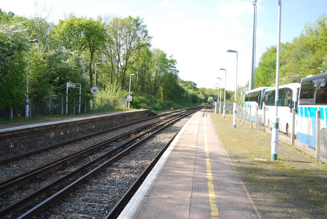 Warnham Station