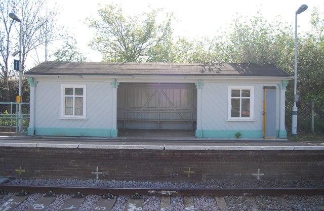 Shelter, Warnham Station
