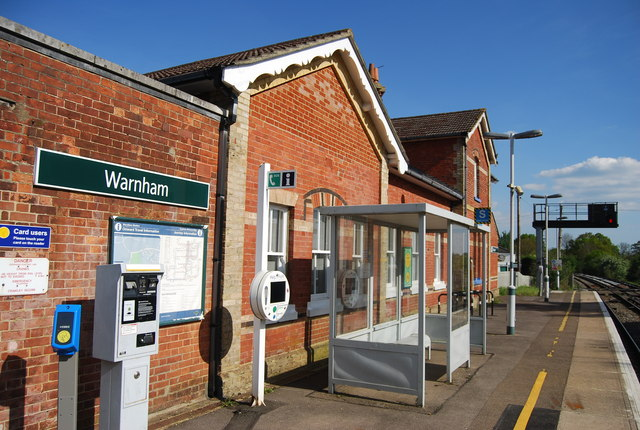 Station House, Warnham Station