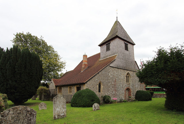St Thomas of Canterbury, East Clandon