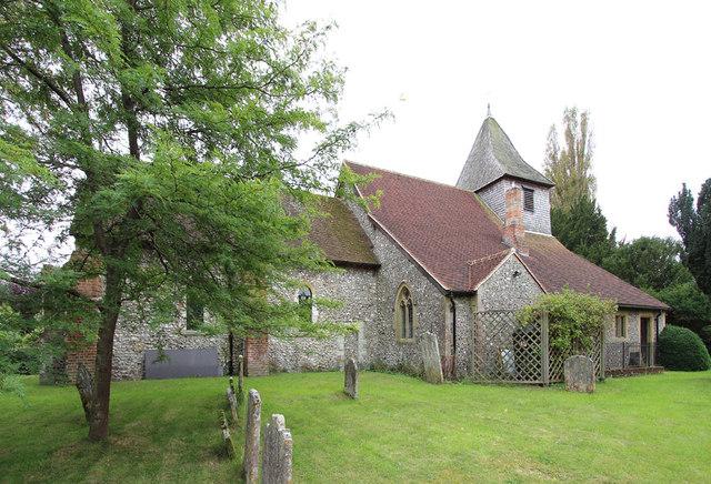St Thomas of Canterbury, East Clandon