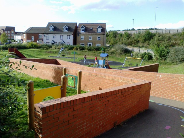 Play area off Premier Way