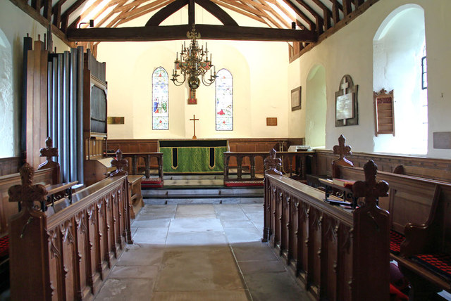 St Thomas of Canterbury, East Clandon - Chancel