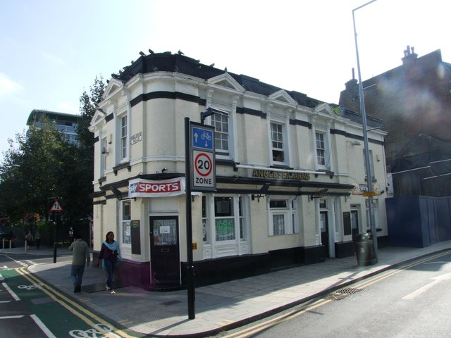 Anglesea Arms, Woolwich