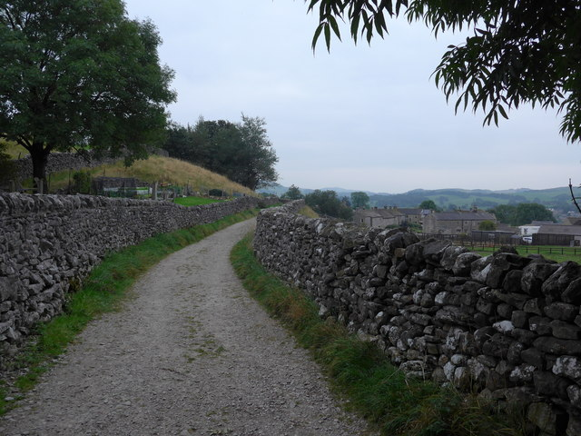 Dales Way trek from Bolton Abbey to Pinder Stile (189)
