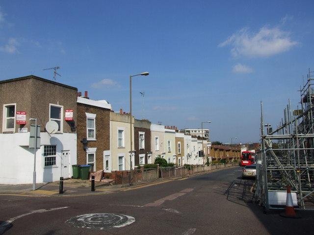 Crescent Road, Plumstead