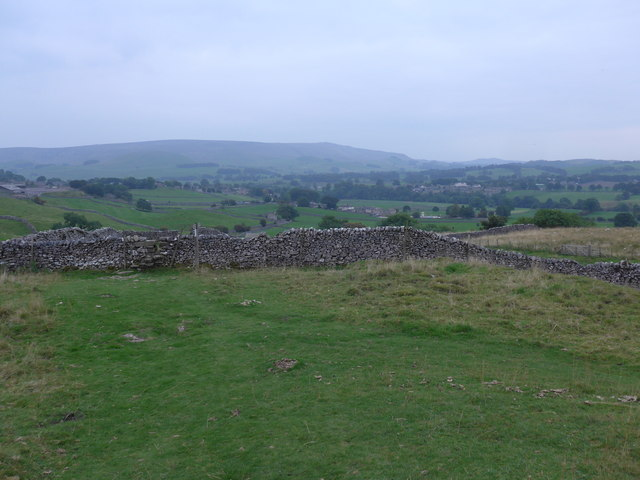 Dales Way trek from Bolton Abbey to Pinder Stile (198)