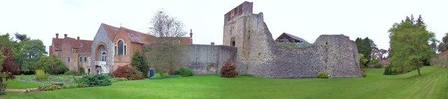 Farnham Castle & Palace