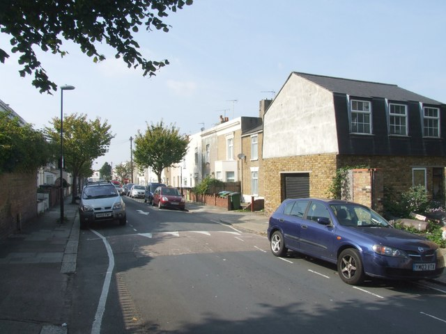 Burrage Place, Plumstead