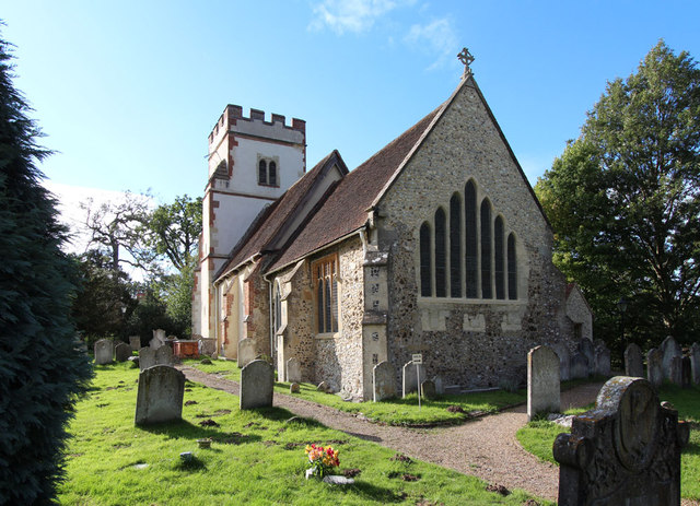 All Saints, Ockham