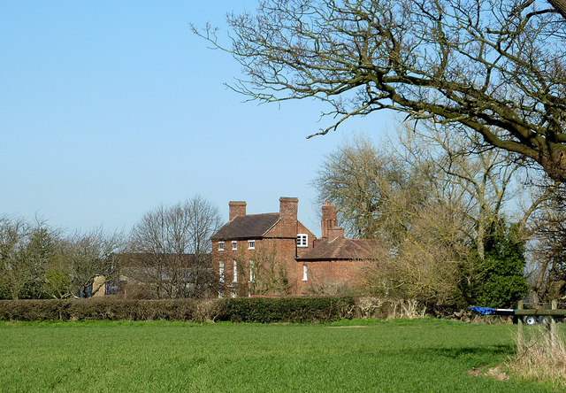 Catstree House Farm north-west of Worfield, Shropshire