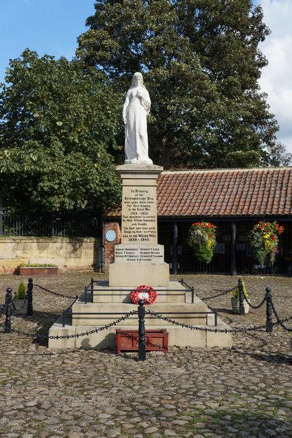 War Memorial, Boroughbridge