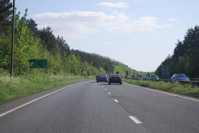 A24, Horsham bypass