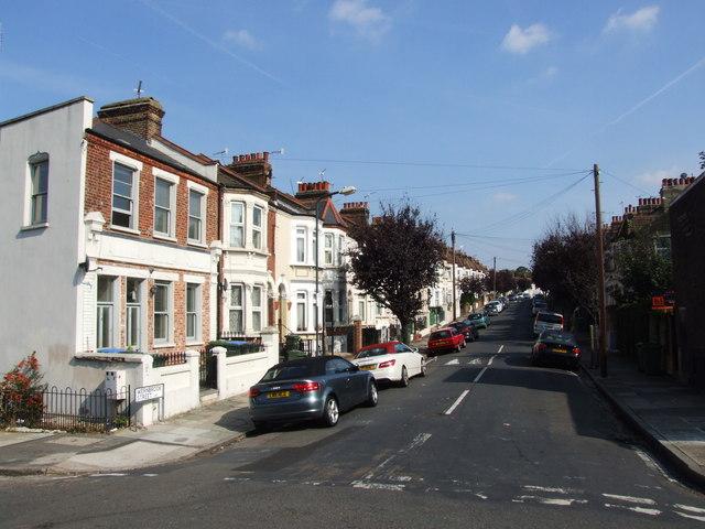Wernbrook Street, Plumstead