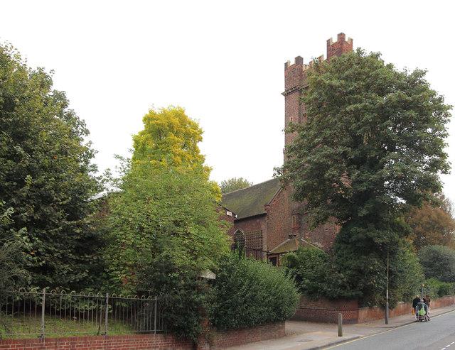 St Luke, Charlton
