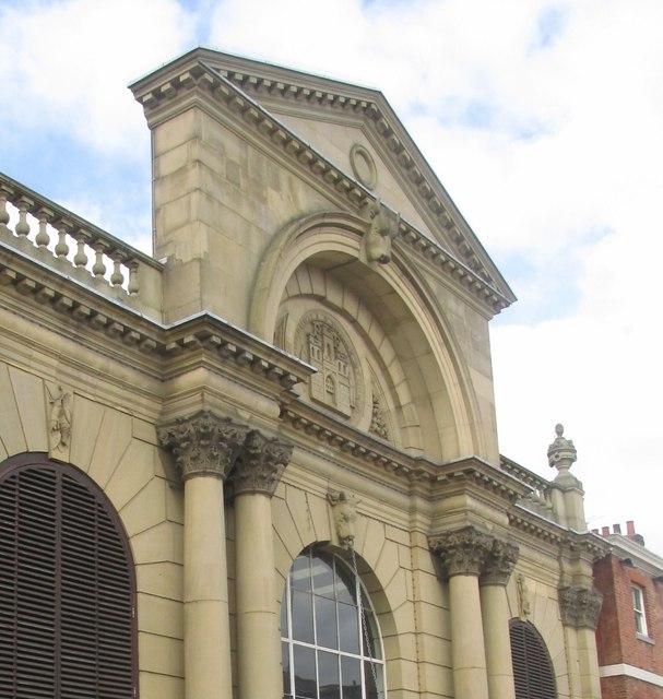 Market hall, Market Place #2
