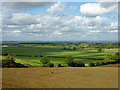 SU2795 : View over the Thames valley by Robin Webster
