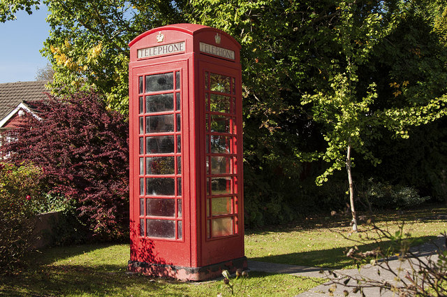 Telephone Box - Wenvoe