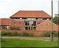 SK7284 : Converted barn at Church Farm by Alan Murray-Rust