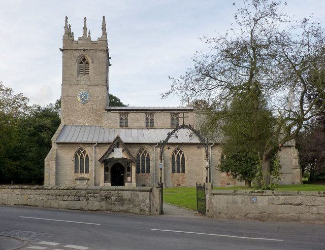Church Of St Peter Clayworth 169 Alan Murray Rust Cc By Sa