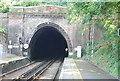 TQ8009 : Hastings Tunnel entrance by N Chadwick