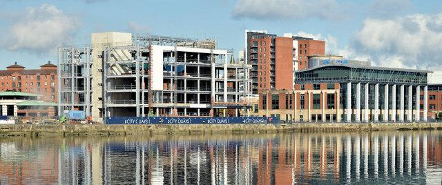 CQ1, City Quays, Belfast - October 2014(3)