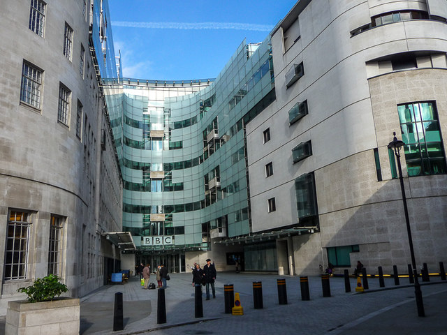 BBC Building, Portland Place, London W1