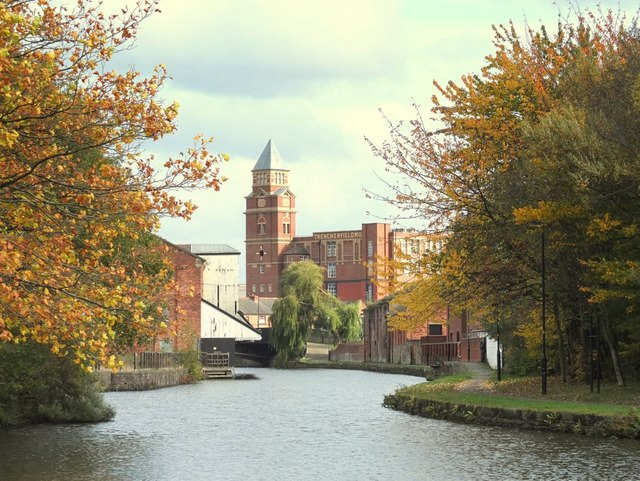 Wigan Pier and Trencherfield Mill