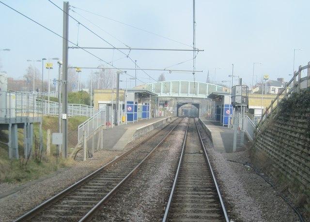 University Metro Station