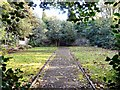 SJ9493 : Sunken Garden by Gerald England