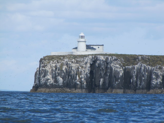 Lighthouse, Inner Farne