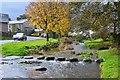 NY6214 : Stepping stones, Crosby Ravensworth by Jim Barton