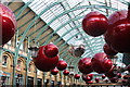 TQ3080 : Baubles at Covent Garden by Oast House Archive
