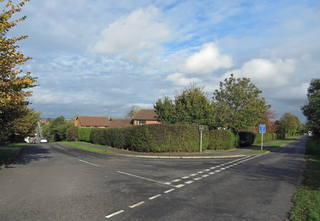 Junction of Tofts Road and Horkstow Road