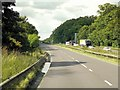 SK9225 : Northbound A1, Woolsthorpe -by-Colsterworth by David Dixon