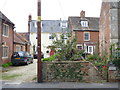 ST9461 : Listed cottages by Michael Dibb