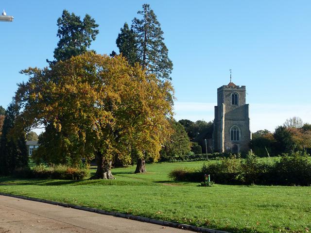 St Mary-at-Latton Church, Harlow