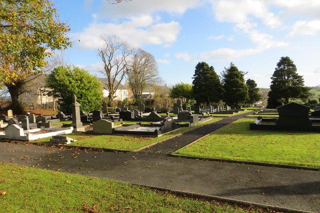 Ballyclare Cemetery in Ballyclare, County Antrim - Find A ...